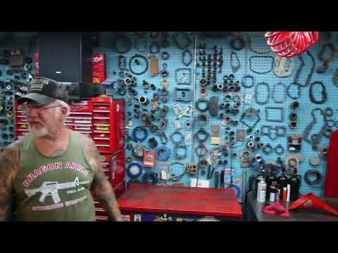 Tour of Dragonman's Machine Shop