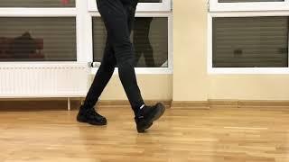Shuffle Move Tutorial | шафл движения урок | танец ногами | как танцевать шафл
