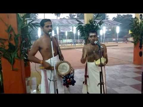 Sopanasangeetham at Evoor temple on...