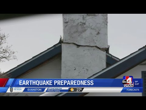 How ready is Utah for the 'Big One'?