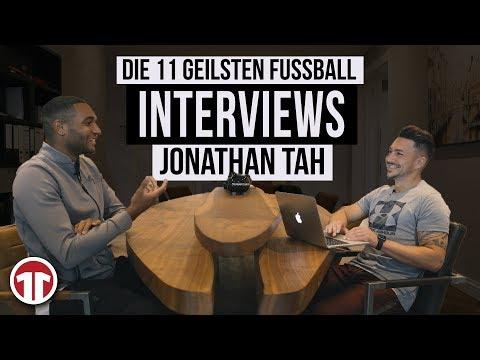 Die 11 geilsten Fussball Interviews- Jonathan Tah - Folge 1