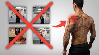 4 Exercises That Are Harming Your Shoulder (And What To Do Instead!)