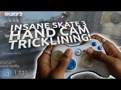 skate 3 how to play as dem bones online