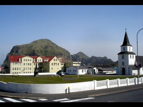 Vestmannaeyjar. Iceland. Southern Iceland. Suðurland. Atlantic Ocean