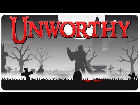 UNWORTHY - Hardcore Metroidvania meets Dank Souls - Unworthy Gameplay
