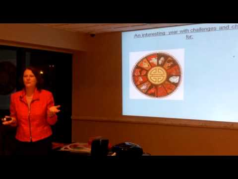 Feng Shui lecture: Year of the Horse by Anette Halfon