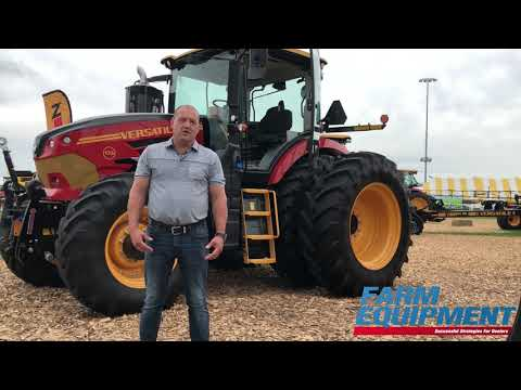 Versatile Introduces Nemesis Tractor to U.S. Market