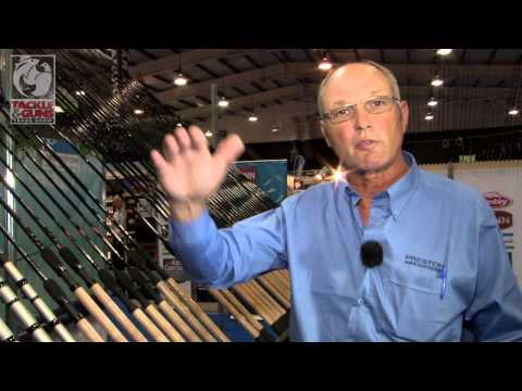 Tommy Pickering Introduces Preston Innovations New Range Of Rods