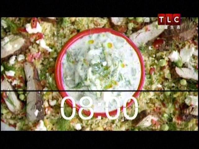 奧利佛 15分鐘上菜 希臘雞肉沙拉