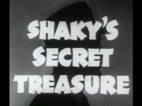 Dick Tracy and Shakey's Secret Treasure