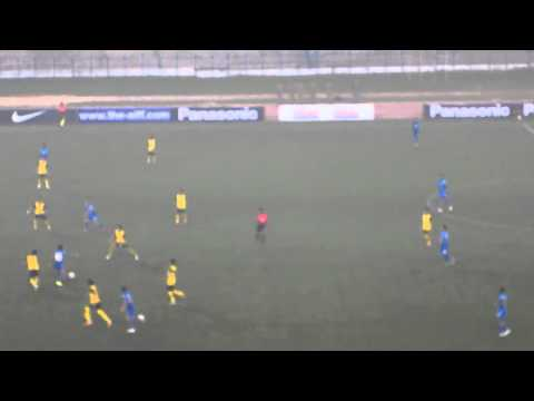 Indian football team 18 passes and goal!(Salt Lake Stadium, Kolkata)
