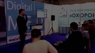 """MedStartUp- презентация на выставке """"Здравоохранение"""". Как начать медицинский бизнес."""