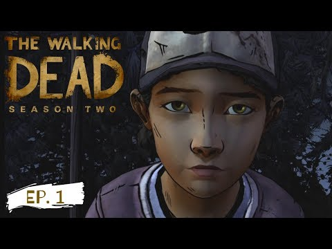 """ALONE IN THE WOODS 