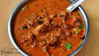 Mutton Curry for Bachelors/ Mutton Gravy/ Mutton Masala