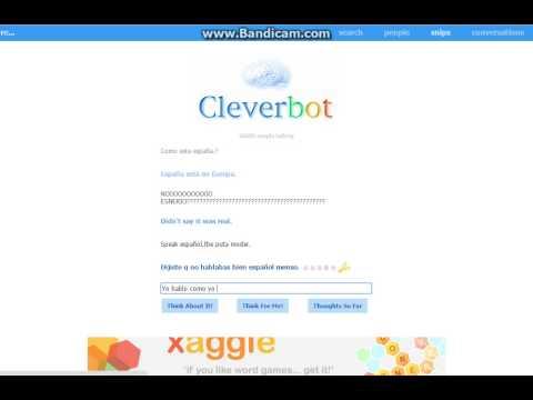 CleverHuerfanobot. Con Power7