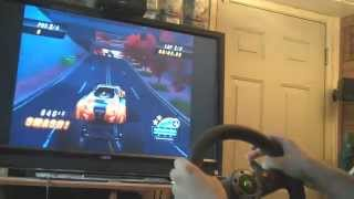 Monster Jam: Urban Assault (Wii) with 270 Degree Wheel