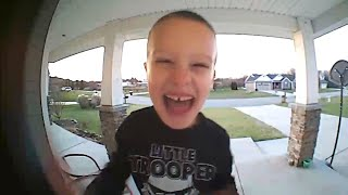 Download Craziest Moments Caught on Doorbell Camera - Compilation Mp3 and Videos