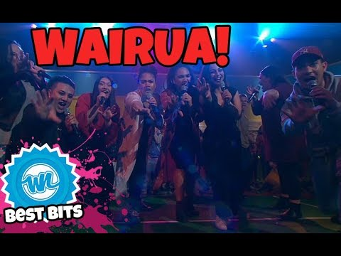 MAIMOA PERFORMS WAIRUA LIVE ON WHAT NOW!