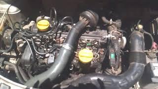 عندي في الصباح  خروج دخان أبيض وتفتفة في المحرك السيارة 1.5 - سيارات DCI