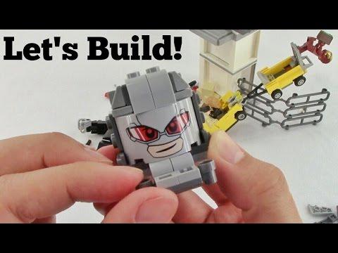 LEGO Captain America: Civil War Airport Battle 76051 Let's Build!