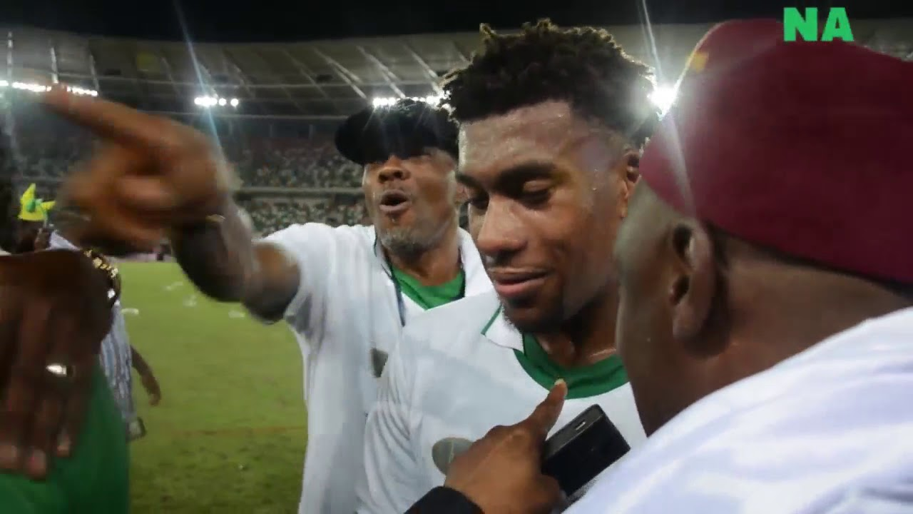 How Super Eagles qualified for the Russia 2018 World Cup