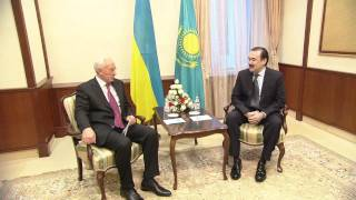 Meeting with Prime Minister of Ukraine M.Azarov