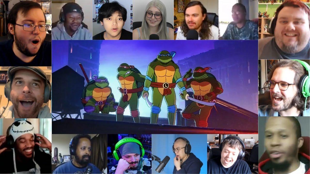 Download Everybody React to Teenage Mutant Ninja Turtles: Shredder's Revenge - Official Reveal Trailer