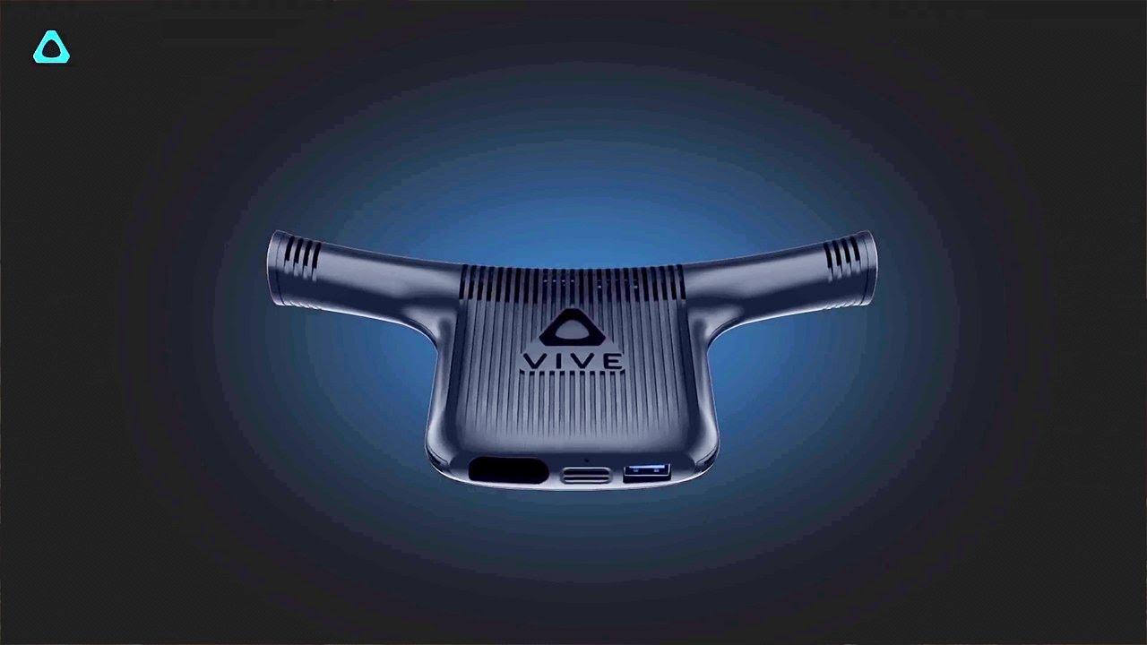 HTC Vive Wireless Adapter Trailer