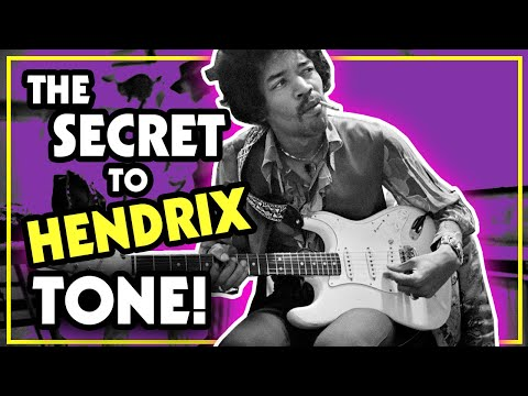The #1 Secret To Jimi Hendrix Tone