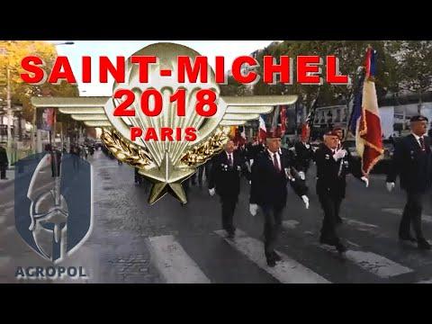 Saint-Michel 2018, Paris.