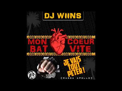 DJ WIINS - MON COEUR BAT VITE (RAGGA APOLLO) [Compilation No Limit Music - Dj Bob] 2017