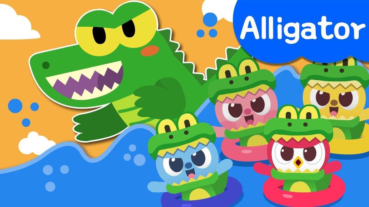 5e059019d59ece  Miniforce  Alligator Song