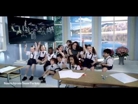 Nancy Ajram - Shakhbat Shakabet/Shater/Katkouta Official Clip HD