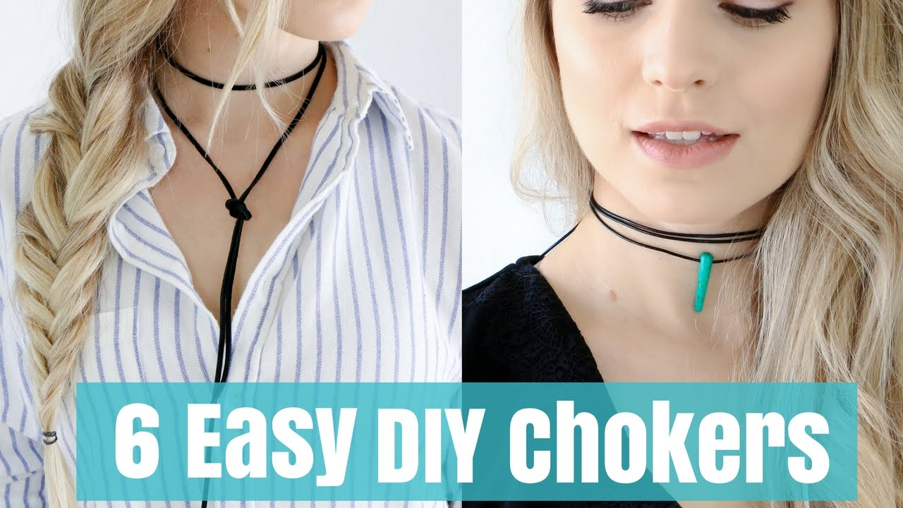 Mixed Items & Lots Jewelry & Watches Fantastic Lot Of Teen Girl Chokers Necklaces New Look