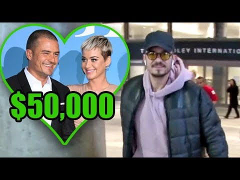 Orlando Bloom Reacts To Katy Perry Dropping $50,000 To Go On Date With Him! EXCLUSIVE Mp3