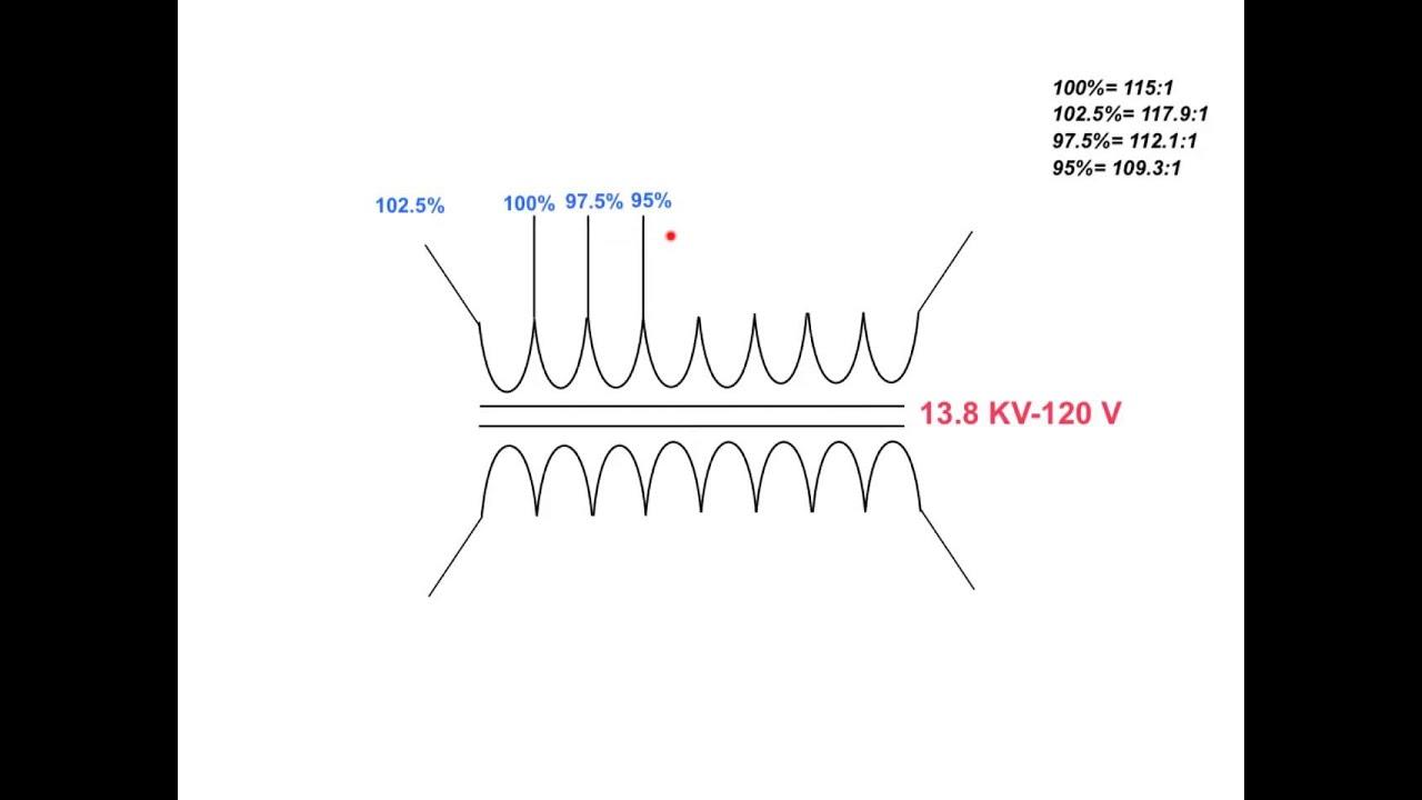 Multi Tap Transformer Wiring Diagram : 36 Wiring Diagram