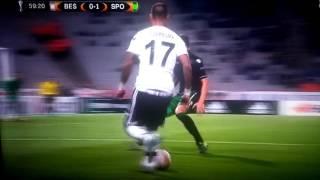 Beşiktaş 1- Sporting lizbon 1