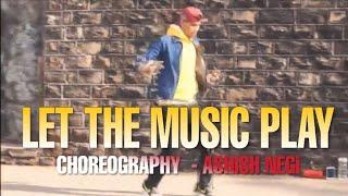 Shamur - Let The Music Play 2018 || Dance Choreography by ashish negi  || Hip Hop || Mumbai 77 se #