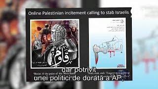 Autoritatea Palestiniana sustine financiar terorismul contra Israelului