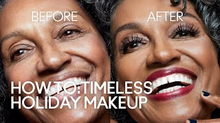 HOW TO: Timeless Holiday Makeup | MAC Cosmetics