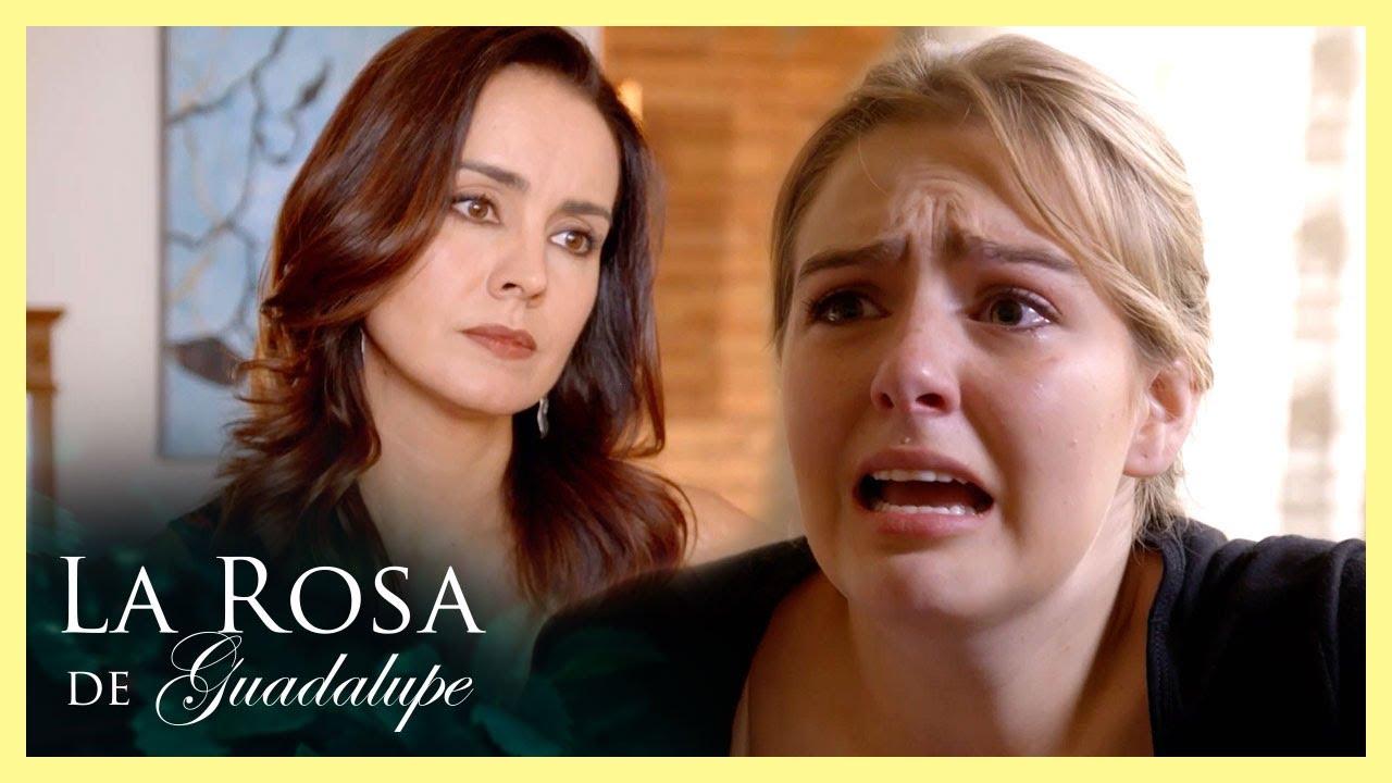 Nicole se entera que su mamá destruyó a una familia | La hermana bastarda | La Rosa de Guadalupe