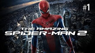 Twitch Livestream | The Amazing Spider Man 2 Part 1 [Xbox One]