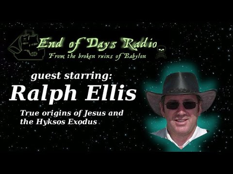 Ralph Ellis | Hyksos, Jesus and Egypt | EODR 8