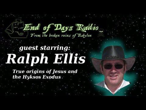 Ralph Ellis | Hyksos, Jesus and Egypt | EODRAD 8