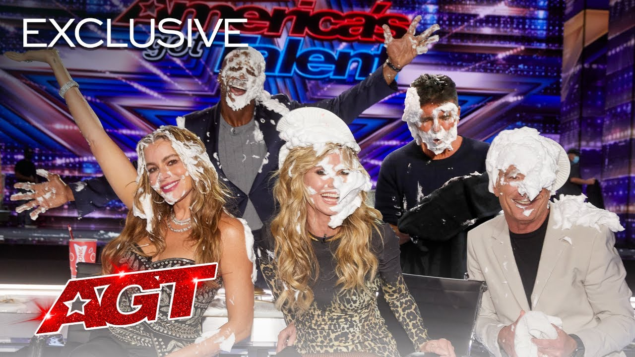Download FUNNY Judge Bloopers and Behind The Scenes Moments! - America's Got Talent 2021