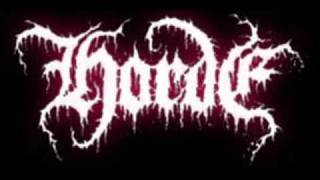 Horde - Invert the Inverted Cross