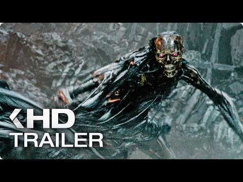 Clint August - TERMINATOR 6: Dark Fate Trailer 2 (2019)