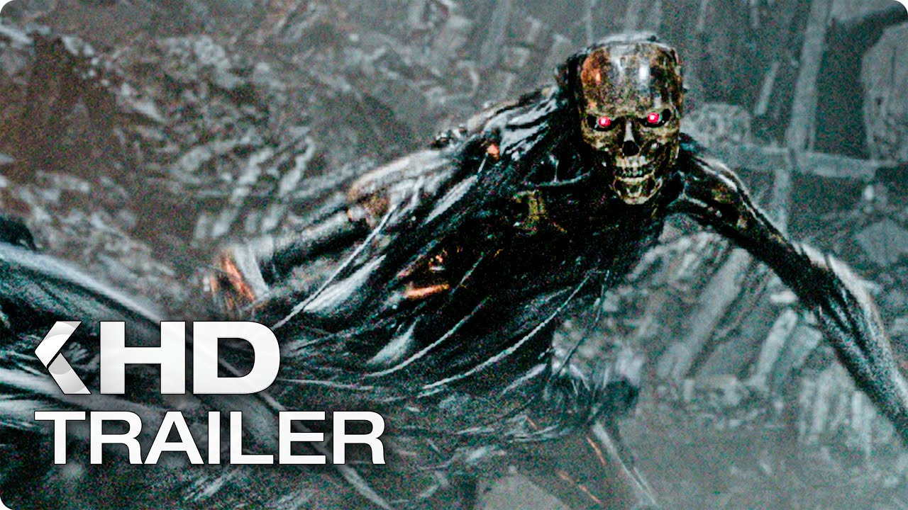 TERMINATOR 6: Dark Fate Trailer 2 (2019)