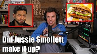 Theo Von on Jussie Smollett Allegedly Staging His Own Attack