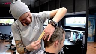 Jak podniká pánský holič Dalibor Strouhal